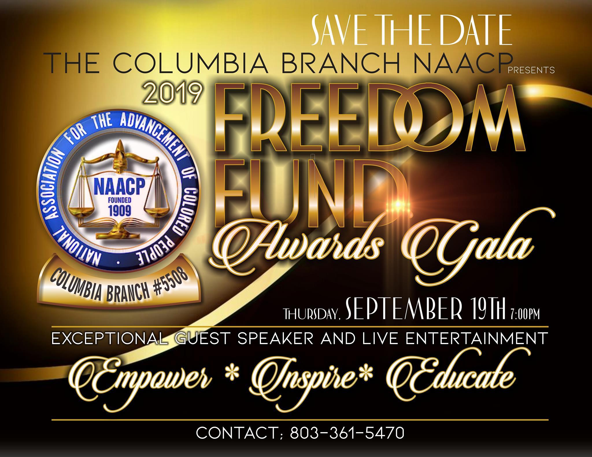 Freedom Fund Awards Gala